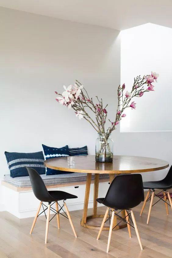 餐厅时不时尚, 就看你的餐椅买对了没有!
